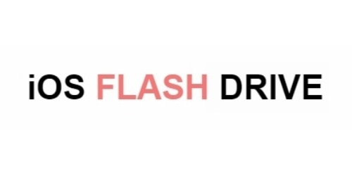 IOS Flash Drive coupon