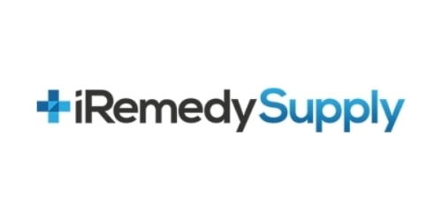 iRemedy Supply coupon