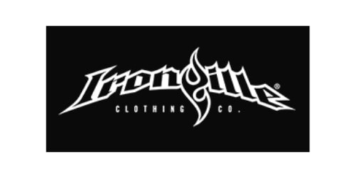 Ironville Clothing coupon