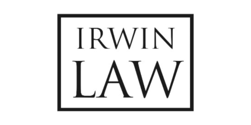 Irwin Law coupon