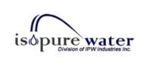 IsoPure Water coupon