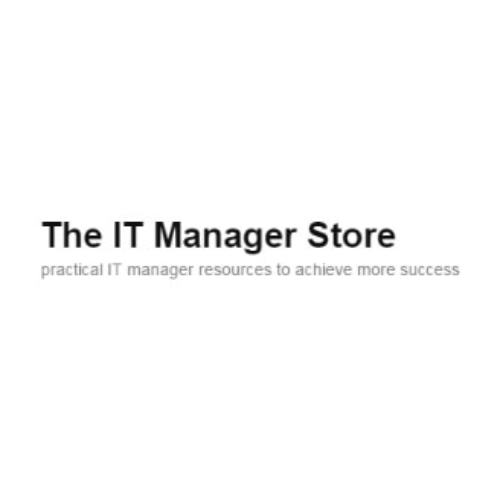 IT Manager Store