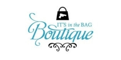 It's in the Bag Boutique coupon