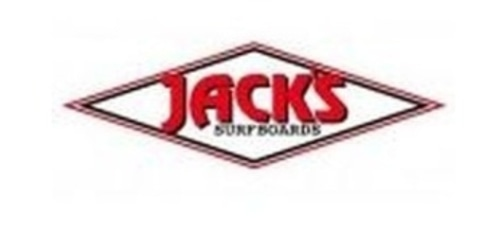Jack's Surfboards coupon