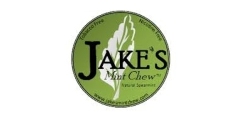 Jake's Mint Chew coupon
