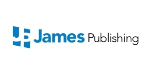 James Publishing coupon
