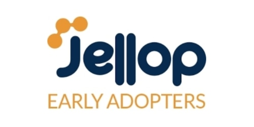 Jellop Early Adopters coupon