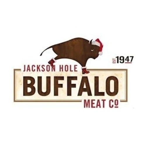 Jackson Hole Buffalo Meat
