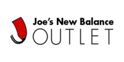 Joe's New Balance Outlet coupon