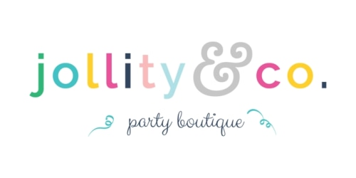 Jollity & Co + Daydream Society coupon