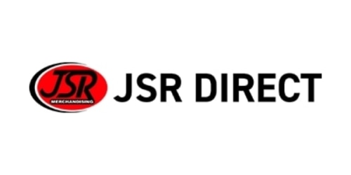 JSR Merchandise coupon