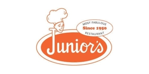 Junior's Cheesecake coupon