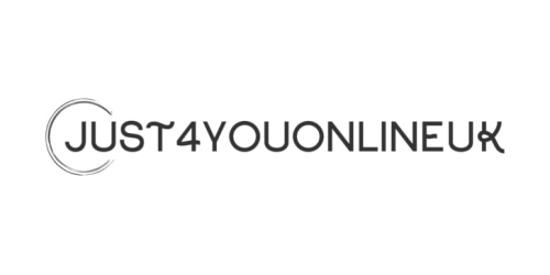 Just4youonlineUK coupon