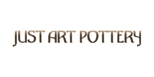 Just Art Pottery coupon
