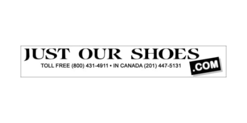 Just Our Shoes coupon