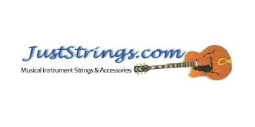 JustStrings coupon
