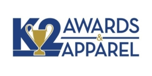 K2 Trophies and Awards coupon