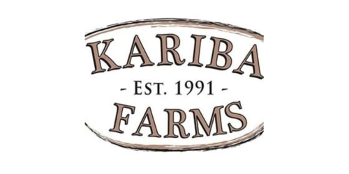 Kariba Farms coupon