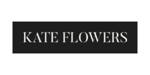 Kate Flowers coupon