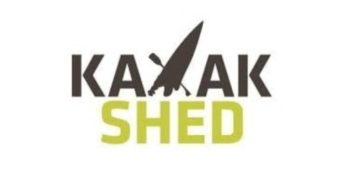 Kayak Shed coupon