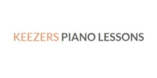 Keezers Piano Lessons coupon