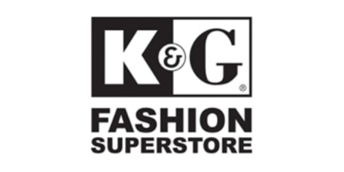 K&G Fashion Superstore coupon