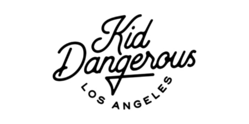 Kid Dangerous coupon
