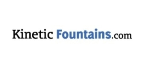 Kinetic Fountains coupon