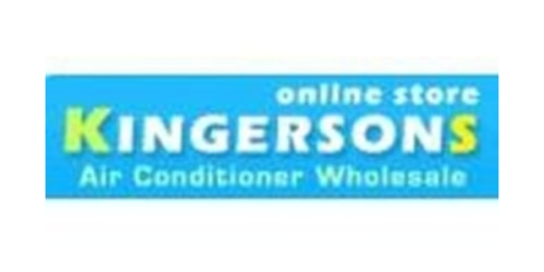 Kingersons coupon