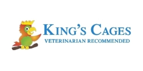 King's Cages coupon