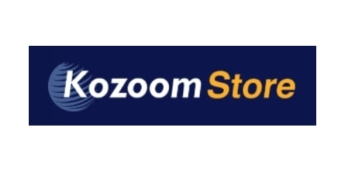 Kozoom Store coupon