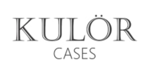 Kulor Cases coupon