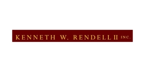 Kenneth W Rendell Gallery coupon