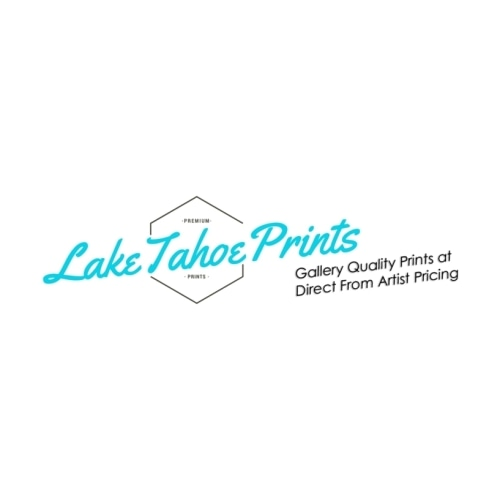 Lake Tahoe Prints