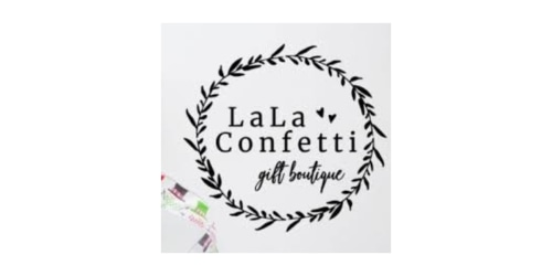 Lala Confetti coupon