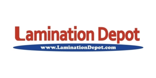 Lamination Depot coupon