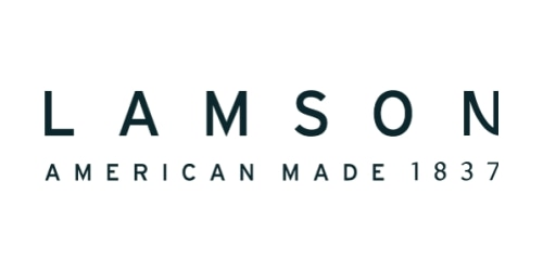 Lamson Products coupon