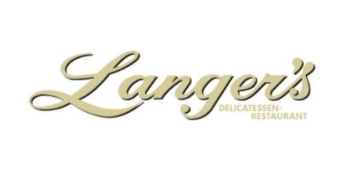 Langer's Deli coupon