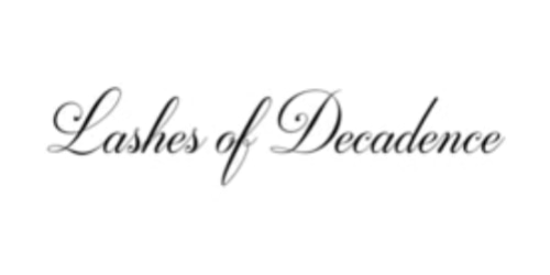 Lashes of Decadence coupon