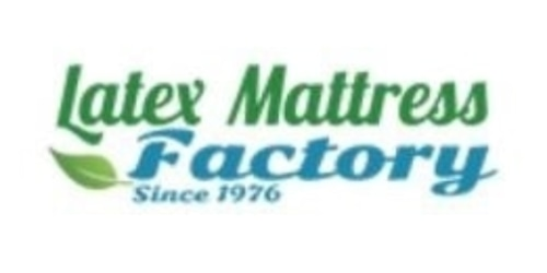 Latex Mattress Factory coupon