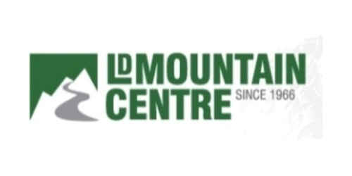 Ld Mountain Centre coupon