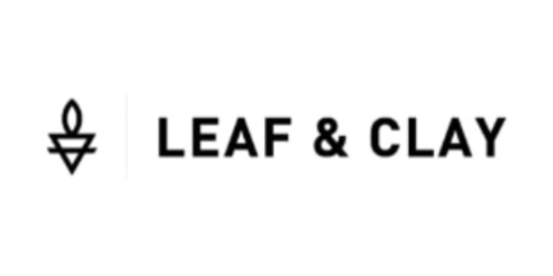 Leaf and Clay coupon