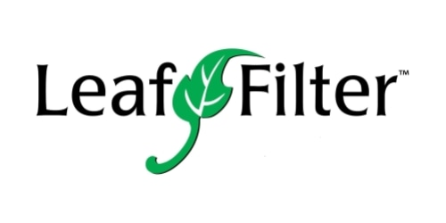 Leaf Filter coupon
