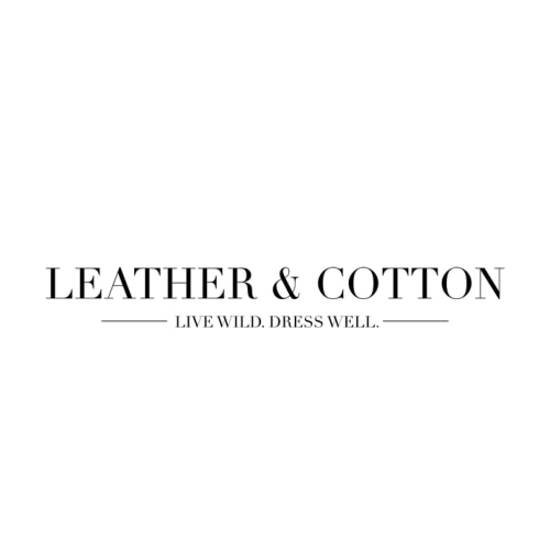 Leather & Cotton