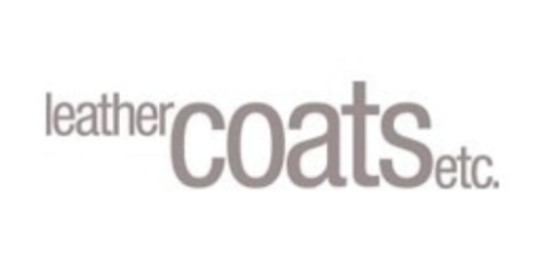 Leather Coats Etc. coupon
