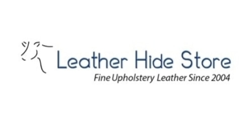 Leather Hide Store coupon