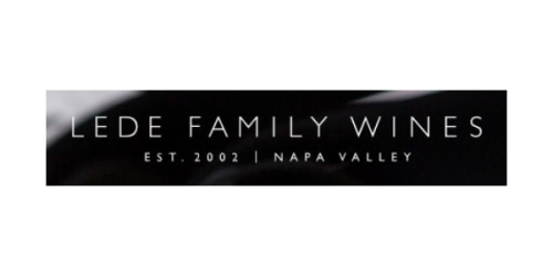 Lede Family Wines coupon