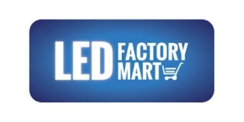 LED Factory Mart coupon