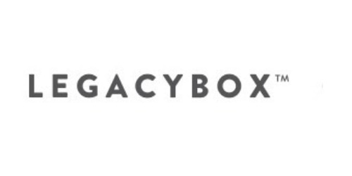 Legacybox's Best Promo Code — 60% Off — Just Verified for Aug!
