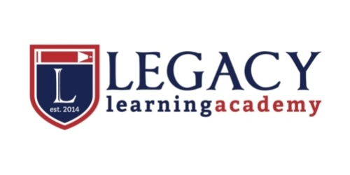 Legacy Learning Academy coupon